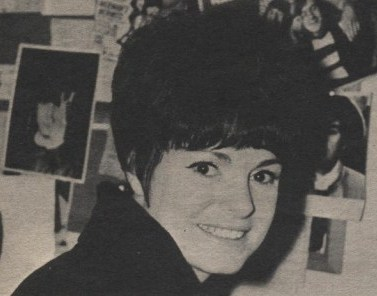 Gloria in 16 office Feb 69